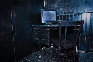 Квест-комната Комната допросов в Полтаве - Изоляция